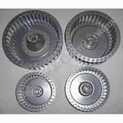 Weishaupt Burner Motors and Blower Wheels