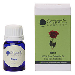 Organic Harvest Rose 100% Pure Essential Oil