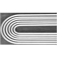 321 Stainless Steel Seamless U-Tubes