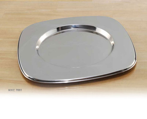 Rectangular Charger Plate