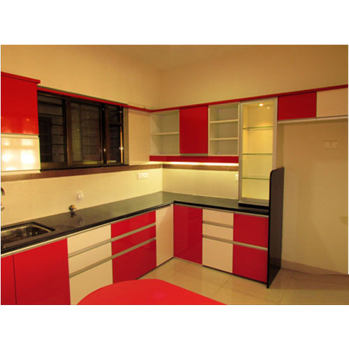 Modular Kitchens Pvc Modular Kitchens Manufacturer From