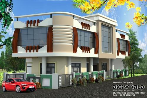 Front Elevation Of House In Rajasthan : Products services service provider from kota