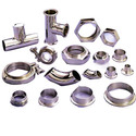 Sanitary Finish Fittings