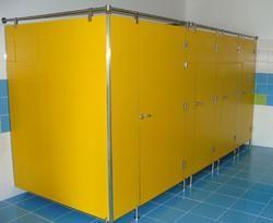 Cubicle Bathrooms
