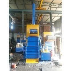 Vanspati Baling Machine