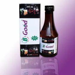 B Good Syrup
