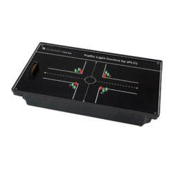 Traffic Light Control by PLC