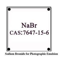 Sodium Bromide for Photographic Emulsion