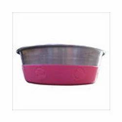 Color Anti Skid Base Pet Bowl