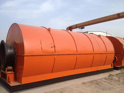 Hotest Waste Tyre Pyrolysis Plant to Oil