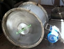 V Belt Driven Axial Flow Fan