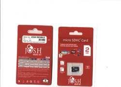 Micro SD Card 2GB