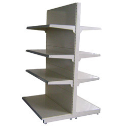 Two Sided Display Rack