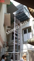 Outdoor Material Lifts