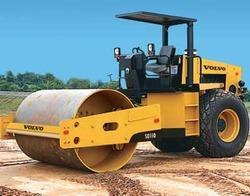 Soil Compactor Rental Services