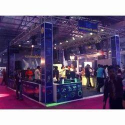 Aluminum Display Booth Design Truss