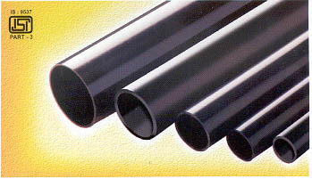 PVC Conduit Pipes (As per ISI 9537)