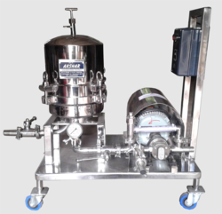Varnish Filter Press Machine