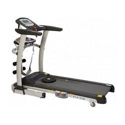low impact motorised treadmill