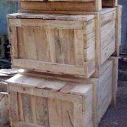 Rubber Wood Boxes
