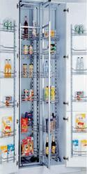 Double Pantry Unit