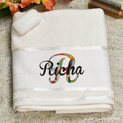 trendy towels personalized towels manufacturer from delhi