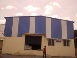 Godown Roofing Shed