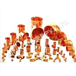Cast Copper Solder Joint Fittings