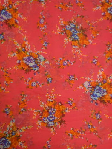 Polyester Prints Fabric