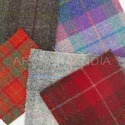 Woolen Tweed Fabric