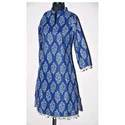 Hand Block Print Summer Kurti