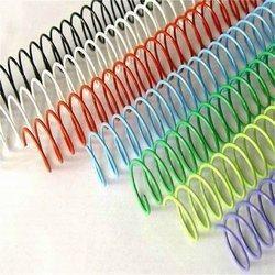 plastic spiral ring