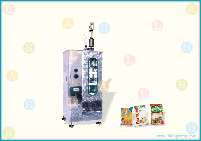 Automatic Sachet Packaging Machine for Edible Oil