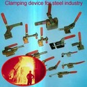 Clamping Device for Steel Industry