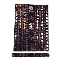 Gemstone Diary with Pen