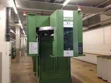 Reiter Open End Spinning Machine