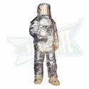 Aluminised Proximity Suit