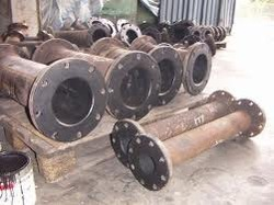 M S Rubber Lined Pipe