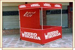 Display Canopies & Display Stalls - Display Stalls Tents Manufacturer from Kolkata