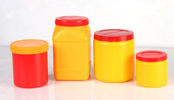 Blow Moulded Containers