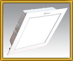 led down light square