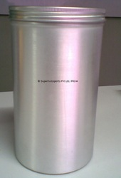 Aluminum Metal Canisters