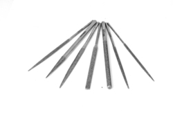 diamond files pins