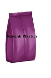 Center Sealed Laminated Pouches