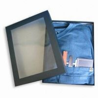 Shirt Boxes With Plastic Windows