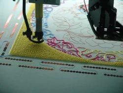 Chennile and Towel Stitch Machine