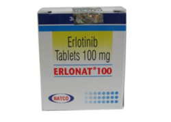 Erlotinib 100 mg Erlonat Tablets Price & Details