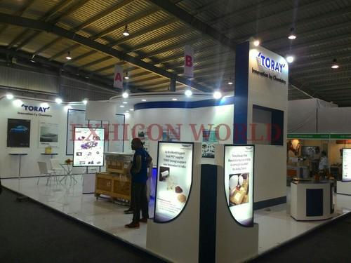 Exhibition Booth Fabrication In New : Booth fabrication services renewable exhibition stall services