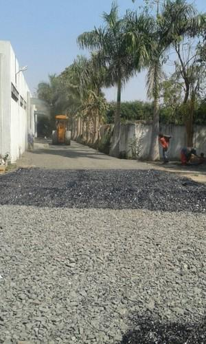 Road Construction Service Semi Grouting Road