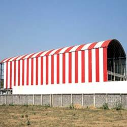 Corrugated Curved Roofing Sheet